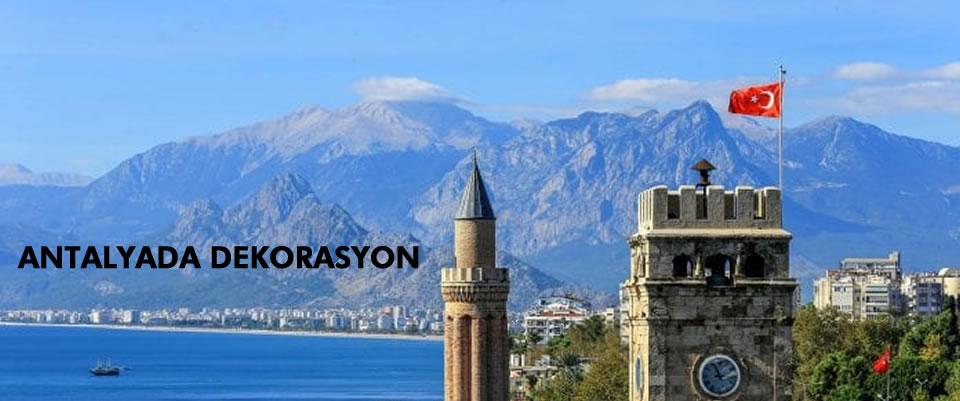 Antalya Ucuz Dekorasyon - İletişim :  0532 177 42 01